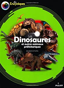 """Afficher """"Les dinosaures et autres animaux préhistoriques"""""""