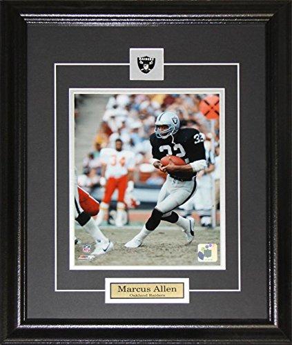 Marcus Allen Oakland Raiders 8x10 NFL Football Memorabilia Collector Frame