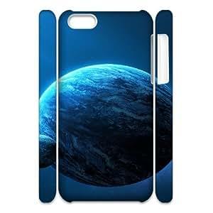 iphone 5c Case 3D, Earth Blue Dream Case for iphone 5c white lmiphone 5c171984