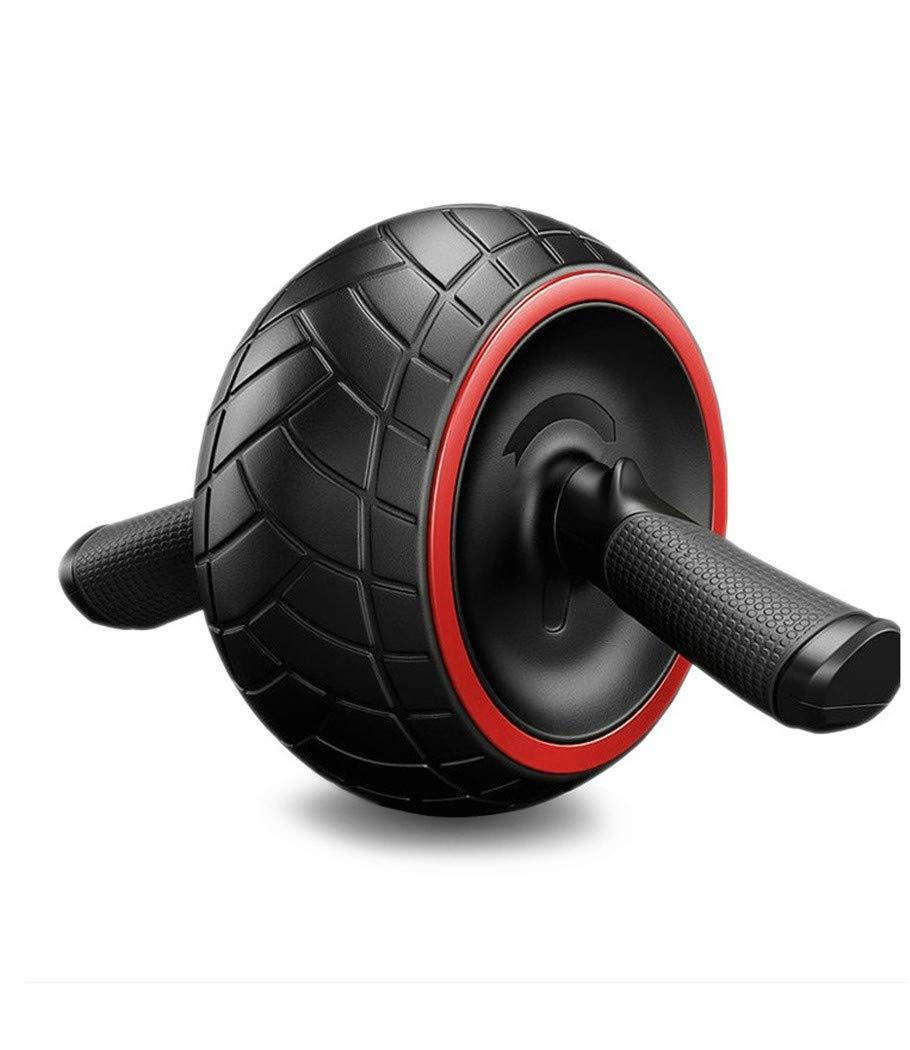 XYZJIA Attrezzatura per l'allenamento della rossoella Addominale, equipaggiamento per l'allenamento della Maglia Mute, Nero