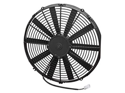 Amazon Com Spal 30101517 Pusher Fan 16in Medium Profile For Use