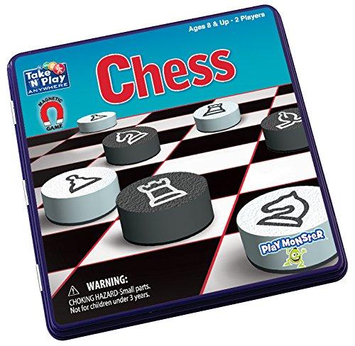 - PlayMonster Take 'N' Play Anywhere - Chess