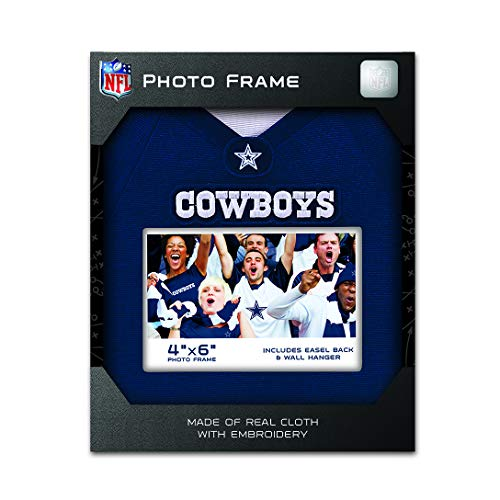 MasterPieces NFL Dallas Cowboys Uniform Photo Picture Frame Dallas Cowboys Picture Frame