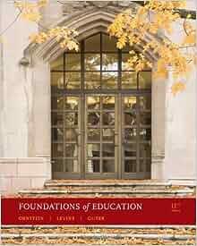 Educational Foundations Program