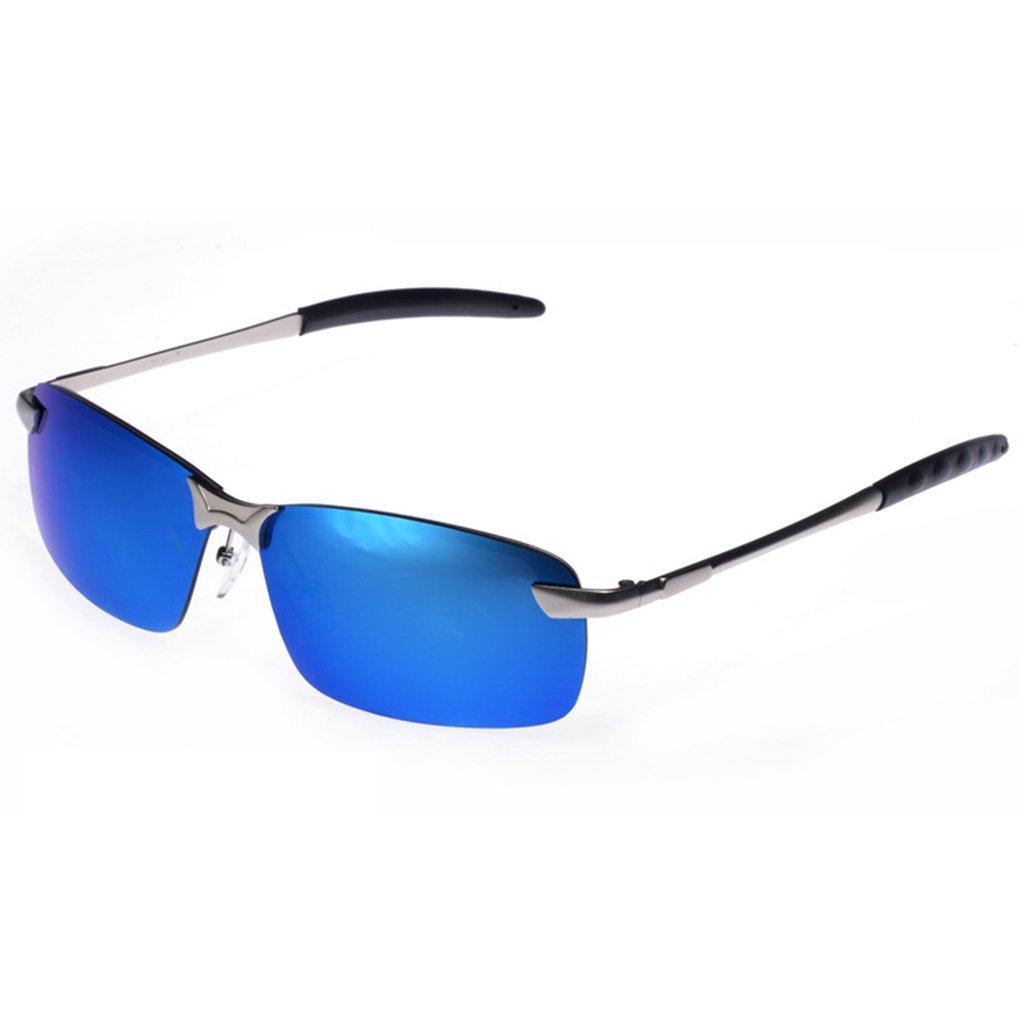 6c5e7b6ee0 LUFA Para hombre de la conducción deportiva polarizadas gafas de espejo  Gafas de sol Gafas Ciclismo