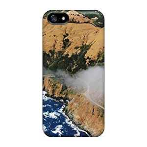 CTo7505bPYA Faddish Beautiful Route 1 On California Coast Cases Covers For HTC One M8