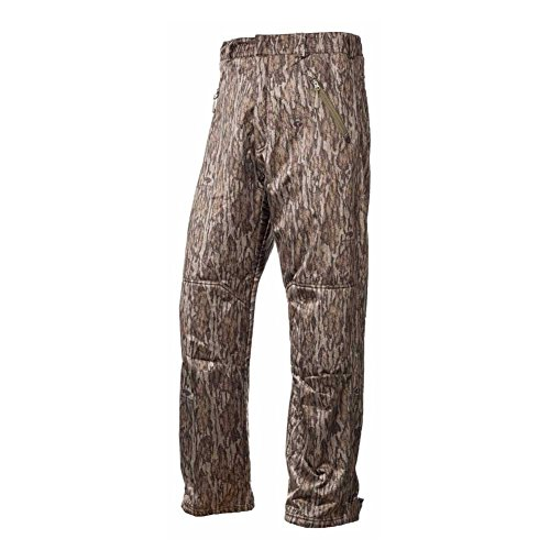 Banded B1020004-OBL-L White River Wader Pant Uninsulated Bottomland, Large - White Waders