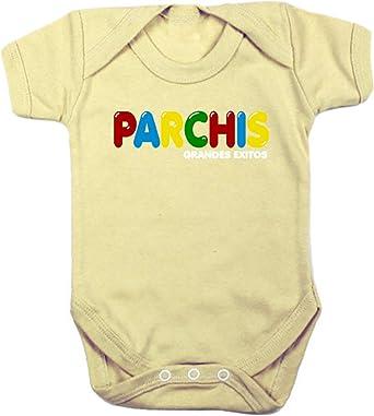 Camisetas EGB Body Bebé Parchís ochenteras 80´s Retro: Amazon.es: Ropa y accesorios