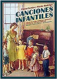 Canciones infantiles (Biblioteca Elena Fortún)