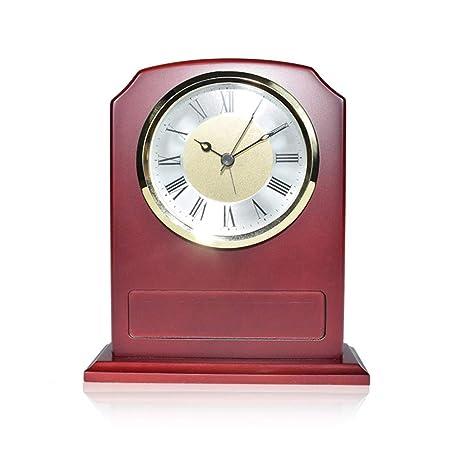 JBP max Reloj de jardín Soporte Reloj Mesa silenciosa Reloj ...