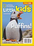 Best National Geographic Magazines For Kids - National Geographic Little Kids Magazine September/October 2018 Review