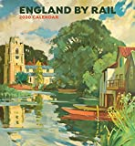 England by Rail 2020 Wall Calendar