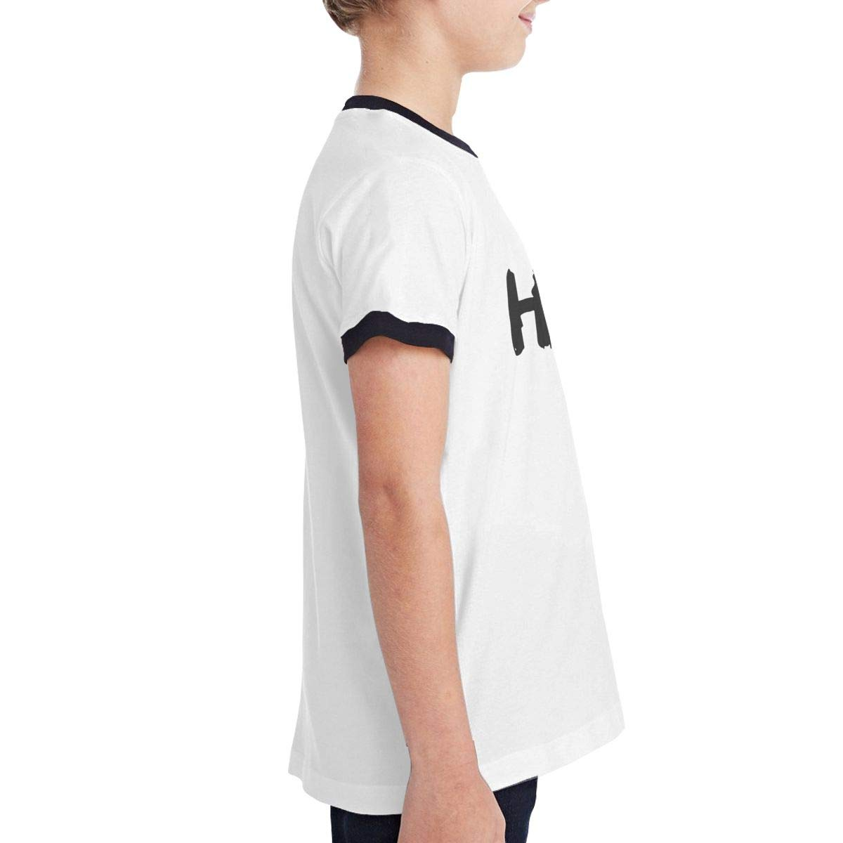 Robert S Villa Hanson Band Comfortable Teen BoyTeen Contrast T-Shirt Cotton,Size:S-XL