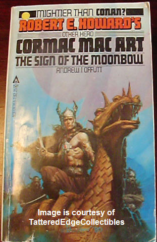 an analysis of the book cormac mac art by robert e howard ←author index: ho, robert ervin howard  night of the wolf (1969) –  copyrighted in the united states until 2065 (a cormac mac art story).