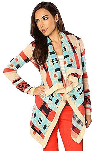 The Bachelorette Womens Knit Cardigan Bundle-Sweater & Bag (3XL)
