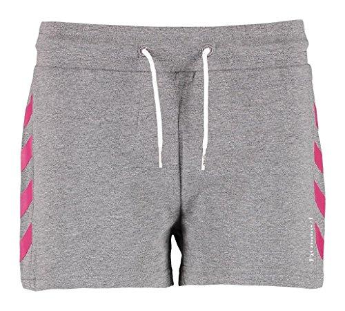 Hummel Mädchen Zanny AW16 Shorts, Medium Melange, 128