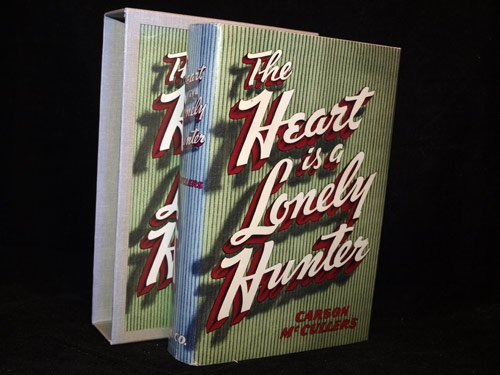 a literary analysis of the heart is a lonely hunter by carson mcculler In the heart is a lonely hunter, mccullers writes of factories - cotton mills - whose workers bear the desperate look of hunger and loneliness young lula carson smith also struggled with the injustices of racial segregation, another theme within the heart is a lonely hunter and the member of the wedding .