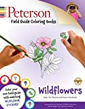 img - for Peterson Field Guide Coloring Books: Wildflowers (Peterson Field Guide Color-In Books) book / textbook / text book