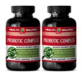 Probiotic women - PROBIOTIC COMPLEX 550MG - promote weight loss (2 Bottles)