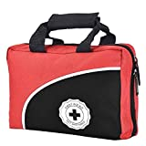 First Aid Kit Medical Supply Survival Gear Bag for Car Home...