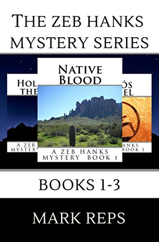 The Zeb Hanks Mystery Series by Mark Reps ebook deal