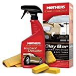 Mothers 07240 California Gold Clay Ba...