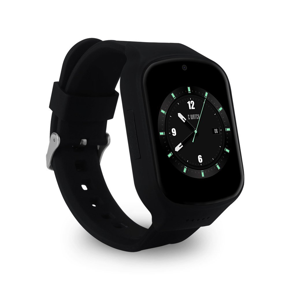 GYXTECH EX-Z80 Smartwatch Android 5.1 OS mtk6580 Quad Core ...