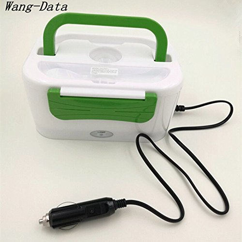 Wang-Data Portable 12V Car Use Electric Heating Lunch Box Be