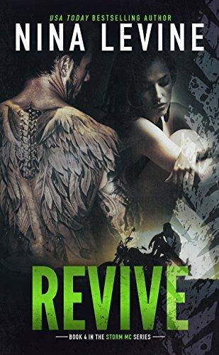Revive Storm Mc 4 Kindle Edition By Nina Levine Romance Kindle