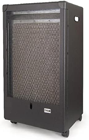 hjm GC2800 2,8KW. CATALÍTICA-HJM-GC2800, 2800 W, Negro