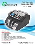 Easycount EC-2000 Fully Automatic Money Counting Machine