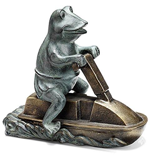 SPI Aluminum Jetski Frog Garden