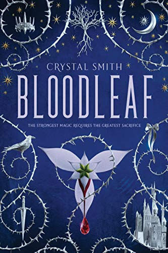 Bloodleaf Book Cover