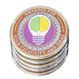AttaCoin - 5 Coin - Creativity - Employee Appreciation Gifts - Motivation Award