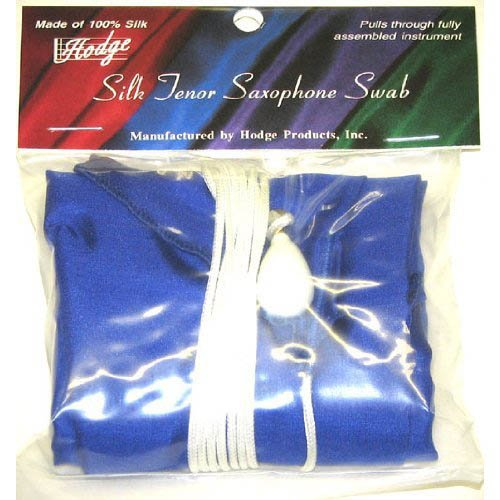 Hodge ASB2 Alto Saxophone Swab – Blue