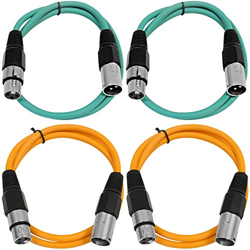 xlr to 1 4 insert cable - 8
