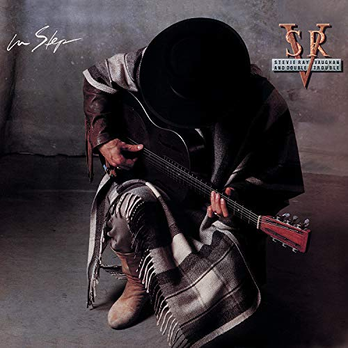 Vaughan Cd Album - In Step