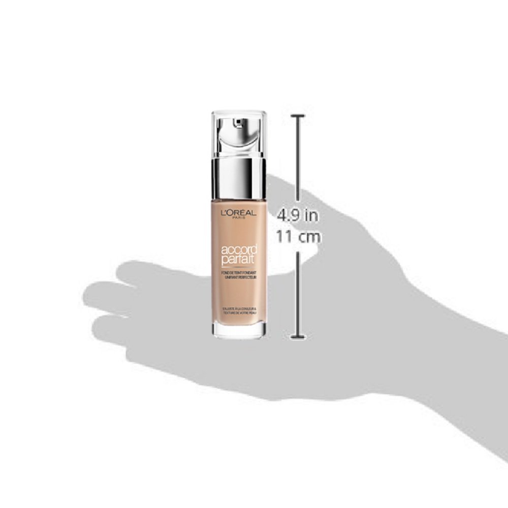 Loréal paris - Bare natural foundation r1 marfil 80 g: Amazon.es: Belleza