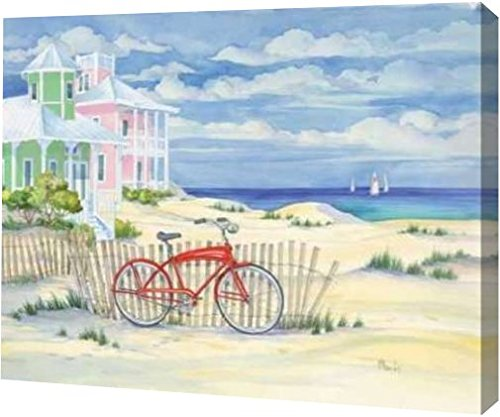 Beach Cruiser Cottage I by Paul Brent - 24