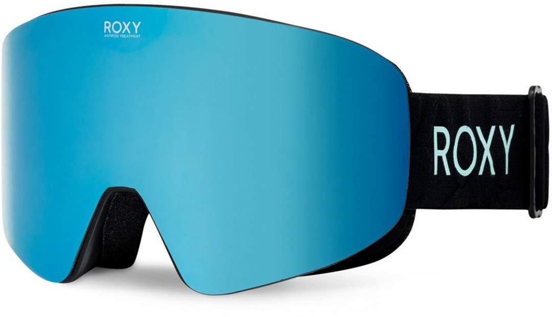 09ff6b619e Roxy Women s Feelin  Snowboard Ski Goggles - Charcoal  Amazon.co.uk  Sports    Outdoors