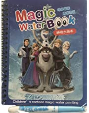 Magic Paint with Water - No Mess No Stains - Fun and Educational (Frozen)