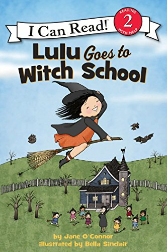 Lulu Goes to Witch School (I Can Read Level 2) ()