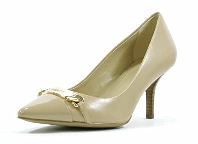 b0f9529d264d Coach Womens Bowery Leather Pointed Toe D-Orsay Pumps