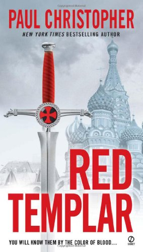 book cover of Red Templar