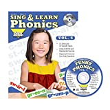 Sing and Learn Phonics, vol. 4 (Book with Audio CD) (Sing & Learn Phonics)