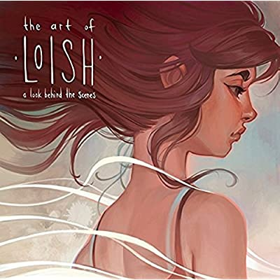 The Art of Loish: A Look Behind the Scenes (3dtotal Illustrator Series)