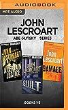 John Lescroart Abe Glitsky Series: Books 1-3: A Certain Justice, Guilt, Damage