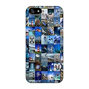 Luoxunmobile333 Scratch-free Phone Cases For Case Samsung Galaxy S3 I9300 Cover Retail Packaging - Seaside