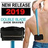Best Back Shavers - Back shaver Double Blade Back Shaver for Men Review