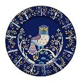 Iittala Taika Dinner Plate, Blue, 11-3/4-Inch
